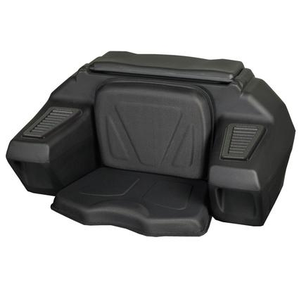 ATV Rear Lounger with Helmet Storage