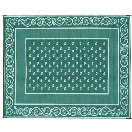 Faulkner Vineyard 8' x 20' Green Multi-Purpose Mat