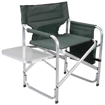 Faulkner Director's Chair with Folding Tray and Pocket Pouch