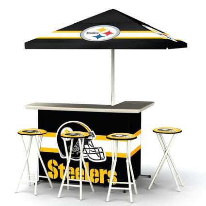 Standard NFL Bar - Pittsburgh Steelers