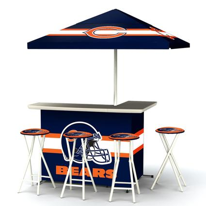 Standard NFL Bar - Chicago Bears