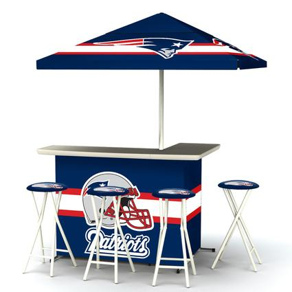 Standard NFL Bar - New England Patriots