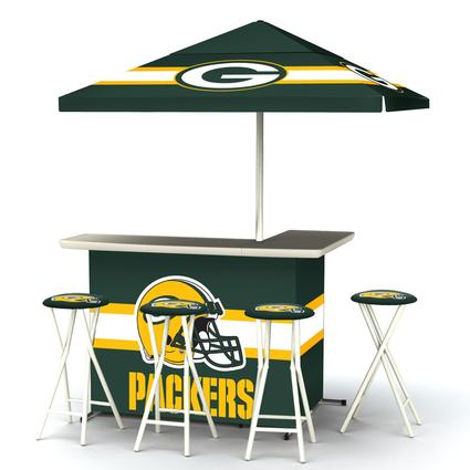 Standard NFL Bar - Green Bay Packers