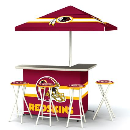 Standard NFL Bar - Washington Redskins