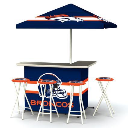 Standard NFL Bar - Denver Broncos