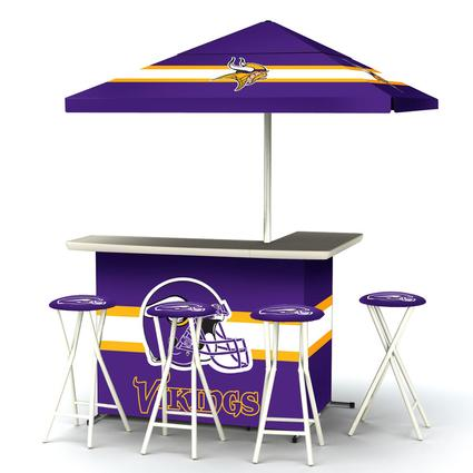 Standard NFL Bar - Minnesota Vikings