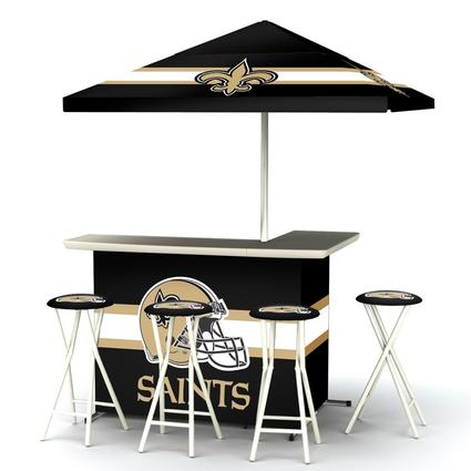 Standard NFL Bar - New Orleans Saints