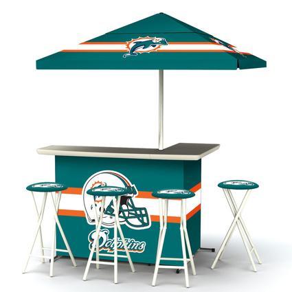Standard NFL Bar - Miami Dolphins