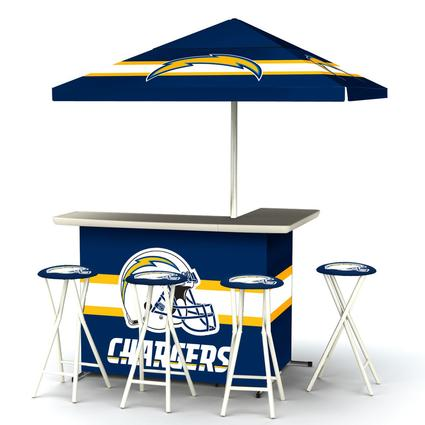 Standard NFL Bar - San Diego Chargers