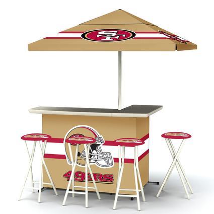 Standard NFL Bar - San Francisco 49ers