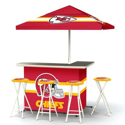 Standard NFL Bar - Kansas City Chiefs