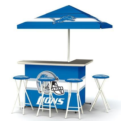 Standard NFL Bar - Detroit Lions