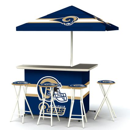 Standard NFL Bar - St Louis Rams