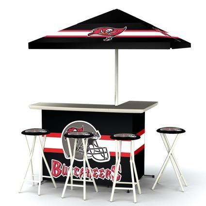 Standard NFL Bar - Tampa Bay Buccaneers