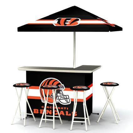 Standard NFL Bar - Cincinnati Bengals