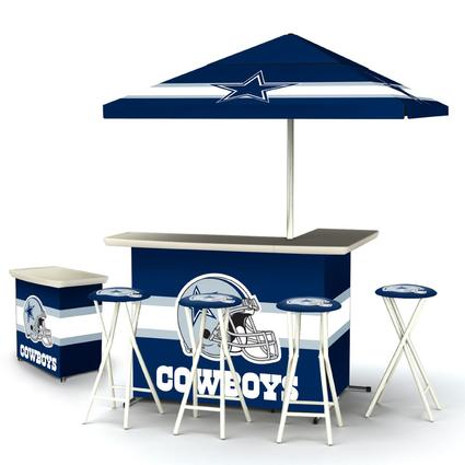 Deluxe NFL Bar - Dallas Cowboys