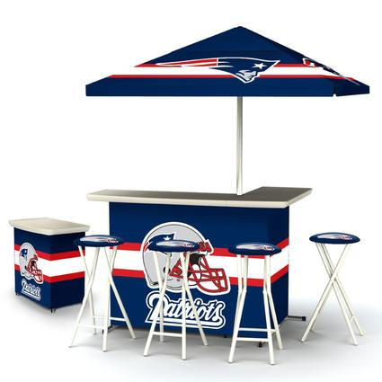Deluxe NFL Bar - New England Patriots