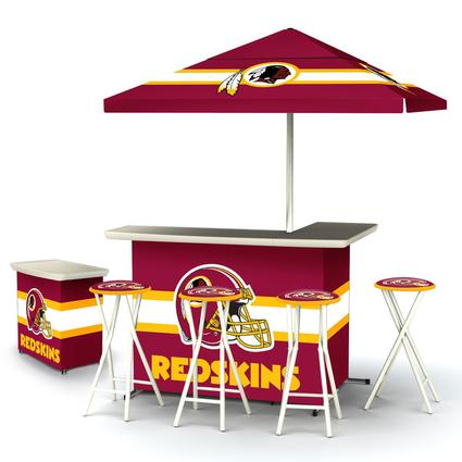 Deluxe NFL Bar - Washington Redskins