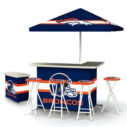 Deluxe NFL Bar - Denver Broncos