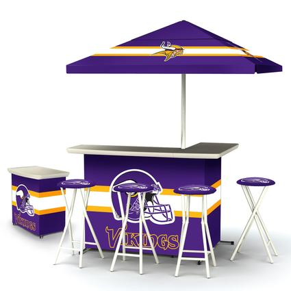 Deluxe NFL Bar - Minnesota Vikings