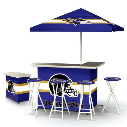 Deluxe NFL Bar - Baltimore Ravens