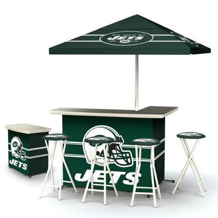 Deluxe NFL Bar - NY Jets