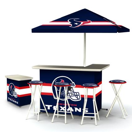 Deluxe NFL Bar - Houston Texans