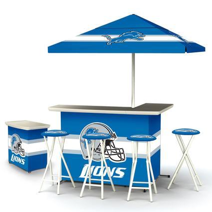 Deluxe NFL Bar - Detroit Lions