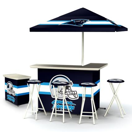 Deluxe NFL Bar - Carolina Panthers