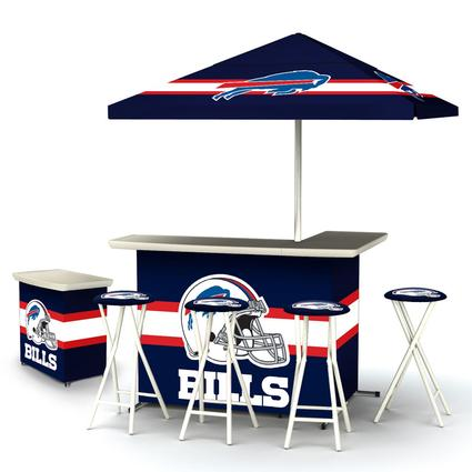 Deluxe NFL Bar - Buffalo Bills