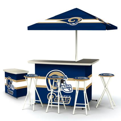 Deluxe NFL Bar - St Louis Rams