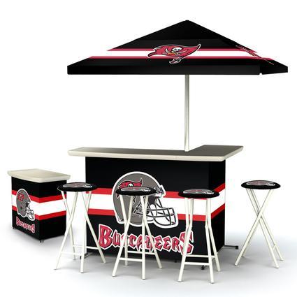 Deluxe NFL Bar - Tampa Bay Buccaneers