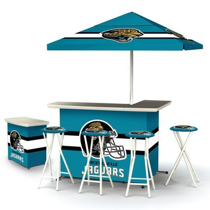 Deluxe NFL Bar - Jacksonville Jaguars