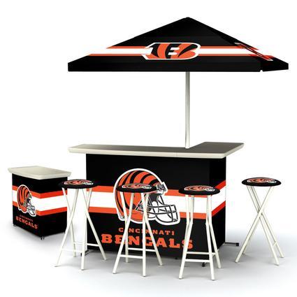 Deluxe NFL Bar - Cincinnati Bengals