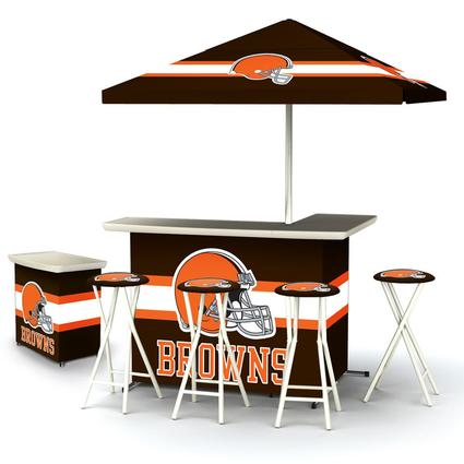 Deluxe NFL Bar - Cleveland Browns