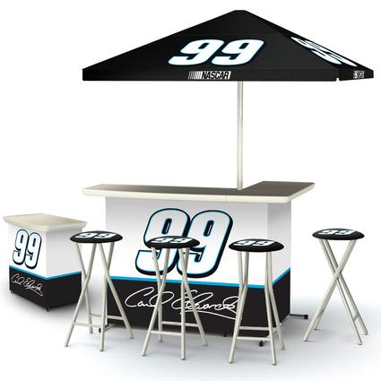 Deluxe Nascar Bar - Carl Edwards