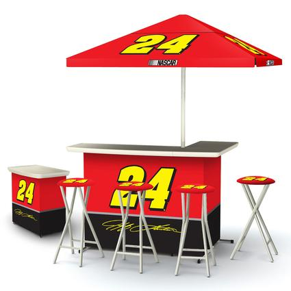 Deluxe Nascar Bar - Jeff Gordon