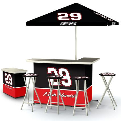 Deluxe Nascar Bar - Kevin Harvick