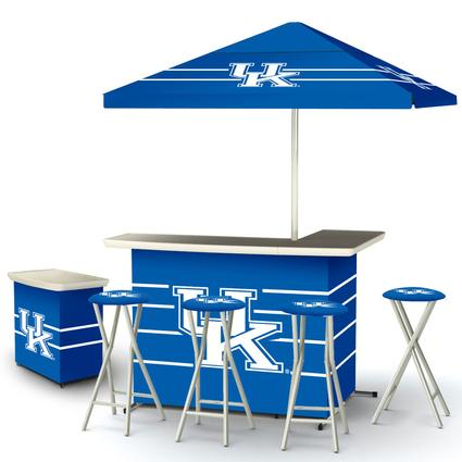 Deluxe College Bar - Kentucky Wildcats