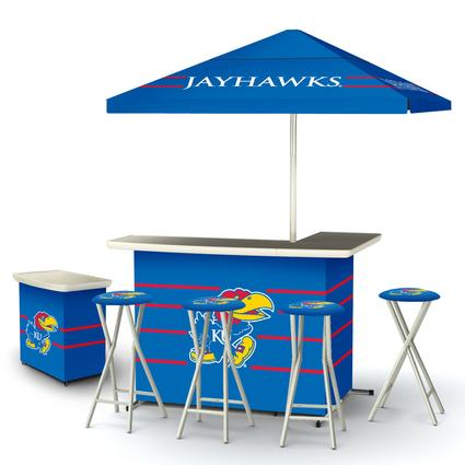 Deluxe College Bar - Kansas Jayhawks