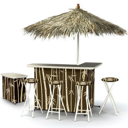 Deluxe Bar - Tiki