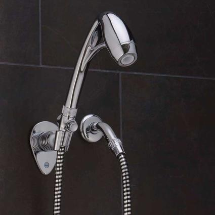 Body Spa RV Shower Kit - Chrome