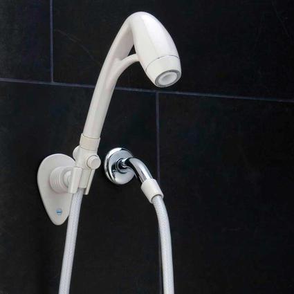 BodySpa RV Shower Kit - White