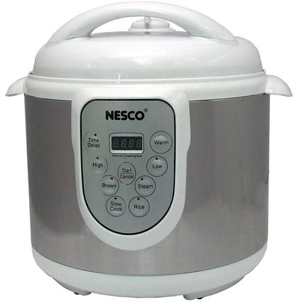 6 Liter 4-in-1 Digital Pressure Cooker