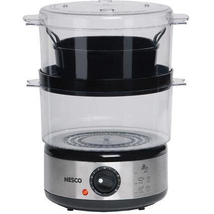 5 Quart BPA Free Food Steamer with Rice Bowl