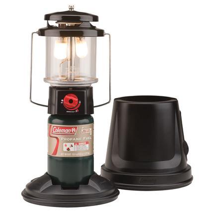 Coleman 2-Mantle InstaStart QuickPack Lantern