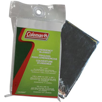 Coleman Emergency Blanket