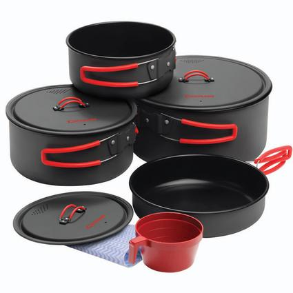 Carbon Steel Family Cookset