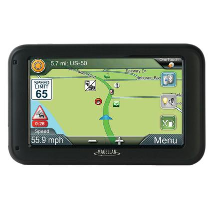 Magellan RoadMate RV5365T GPS with Bluetooth