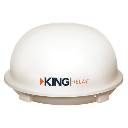 KING Relay Automatic Satellite Antenna